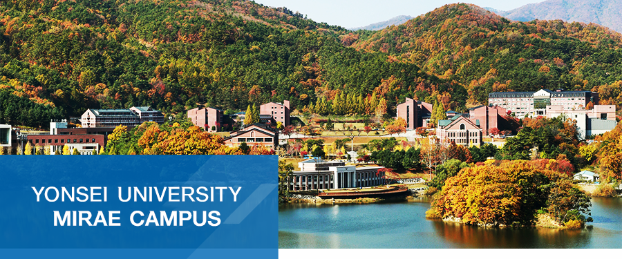 yonsei university Mirae campus